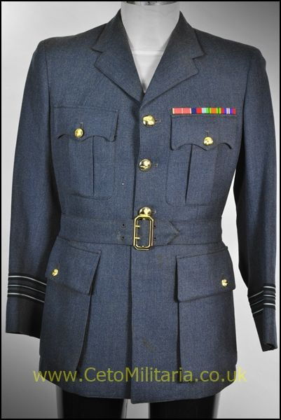 RAF No1 Jacket, Sq Ldr (