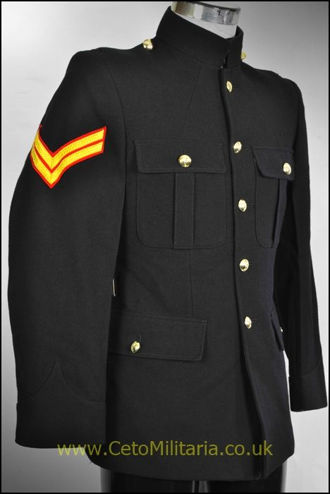 Royal Signals No1 Jacket Cpl (