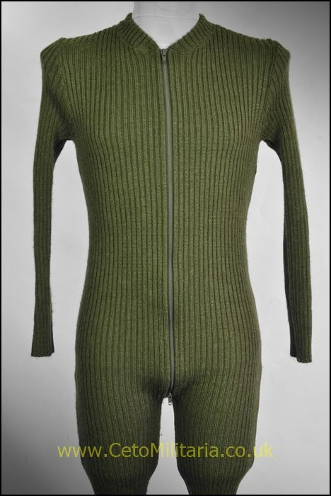 Aircrew Coverall, Knitted Liner