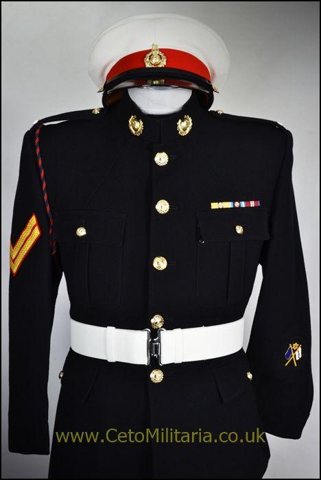 Royal Marine No1 - Cpl 1AGRM (41/42