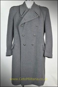 "Greatcoat/Crombie, RAF Sq Ldr (40/44"")"