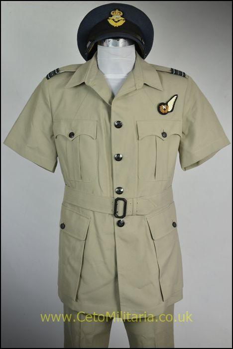 RAF No6 Bush Sq.Ldr Nav ()