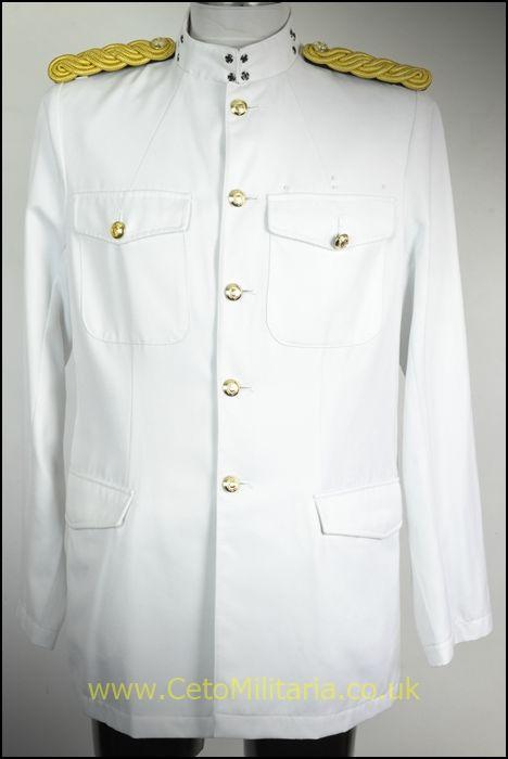No3 Staff Col/Brig Tropical Tunic (