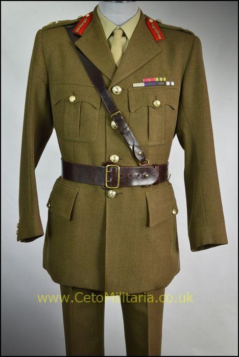 Major General's SD ()