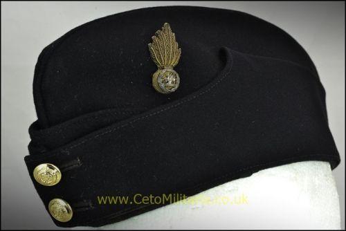 Royal Fusiliers Officer Side Cap (56/58cm)