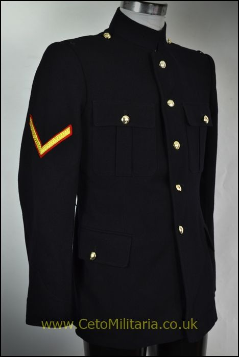 Royal Signals No1 Jacket L/Cpl (