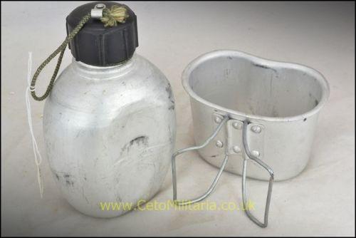 '44 Pattern, Water Bottle/Cup