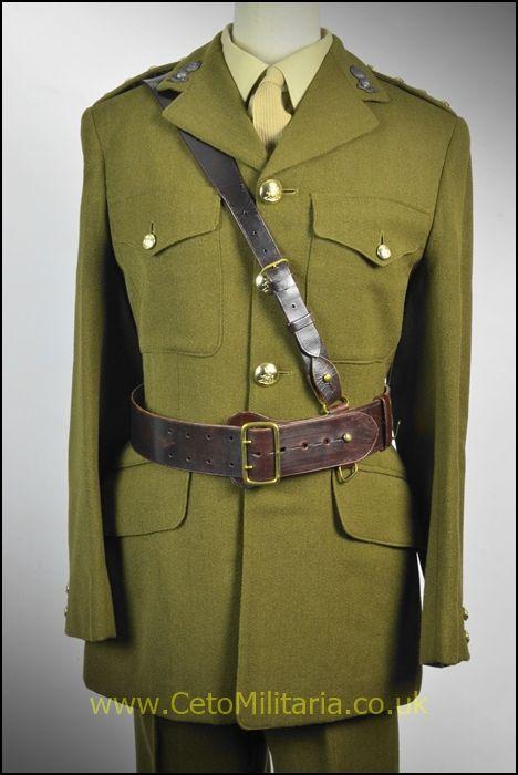 Royal Artillery Captain SD ()