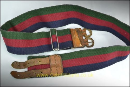 Belt - Black Watch (37
