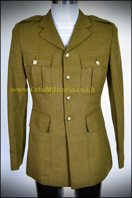 FAD/No2 Jacket, Parachute Regt (Various)