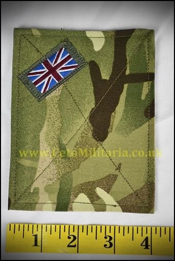 MTP Patch, Union flag