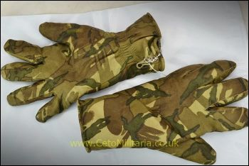 Gloves, Combat MTP (Leather)