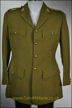 "13/18 RH (QMO) Capt SD Jacket (36/38"")"