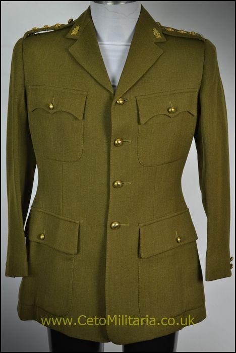 13/18 RH (QMO) Capt SD Jacket (