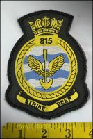 RN Patch 815 NAS (Velcro)
