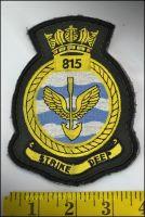 RN Patch 815 NAS (Velcro)