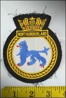 RN Patch HMS Northumberland
