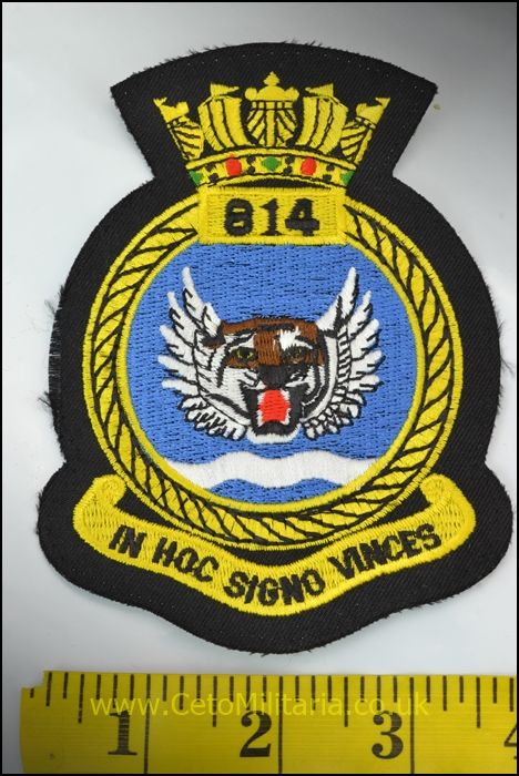 RN 814 NAS Patch