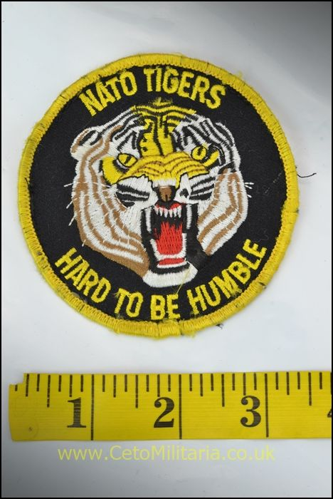 Patch NATO Tigers