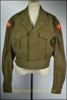 BD Blouse, RADC Capt (37/38