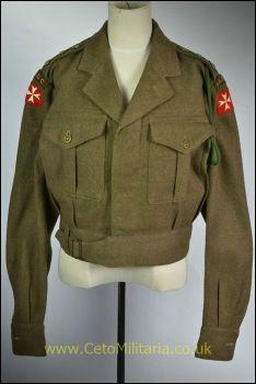 """BD Blouse, RADC Capt (37/38"""")"""