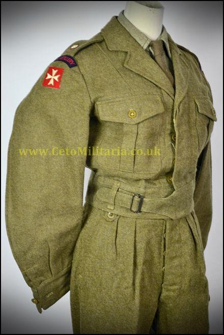 Royal Artillery 2Lt BD (37/38
