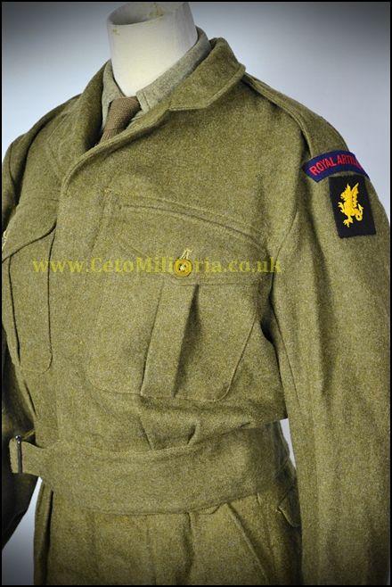 Royal Artillery 43rd Div BD 1952 (37/38