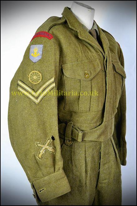 Royal Engineer Corp BD 1952 (37/38