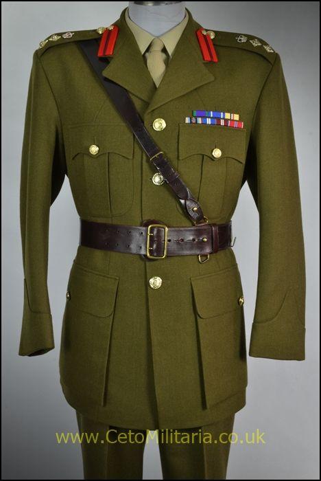 Staff Colonel SD ()