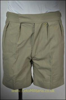 RAF Stone Tropical Shorts, Zip Fly (Various)