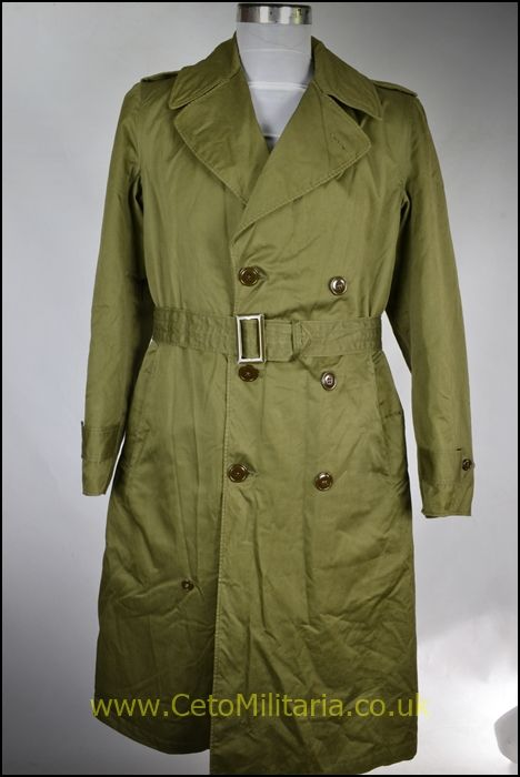 US Officer's Trenchcoat 1953 (41/42