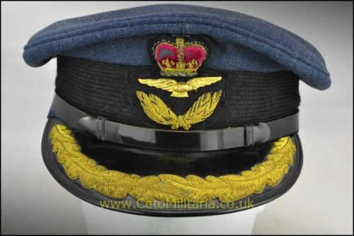RAF Cap, Group Captain (58)