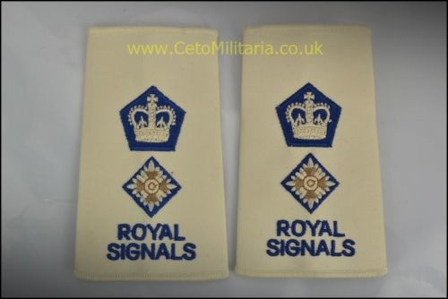 RankSlide, Lt Colonel Signals