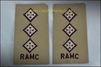 RankSlide, Captain RAMC