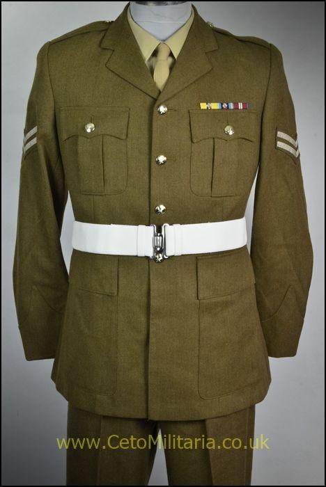 AAC Cpl FAD No2 Uniform (