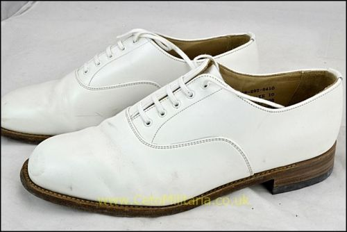 Shoes, White RN (Various)