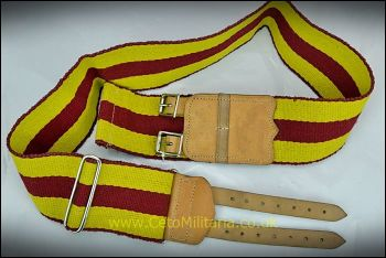 """Belt - 9/12 Lancers (34"""")"""