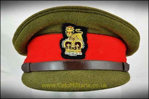 Staff Col/Brig SD Cap (58cm)