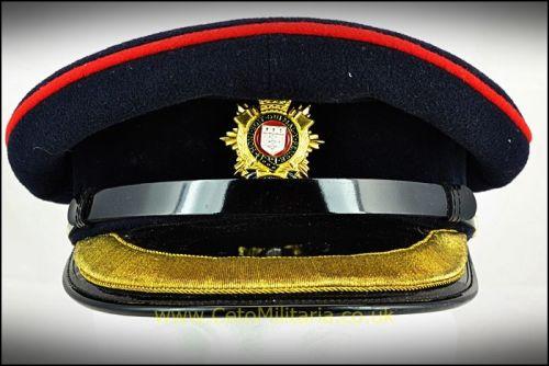 RLC Field Officer No1 Cap (57/58cm)
