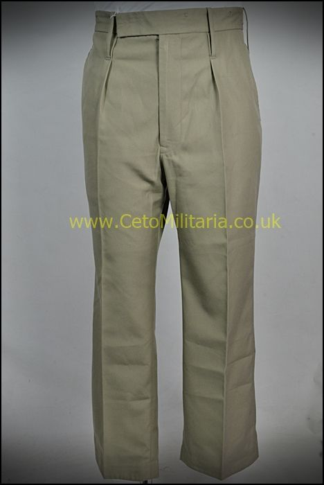 Army Stone Tropical Trousers (Various)