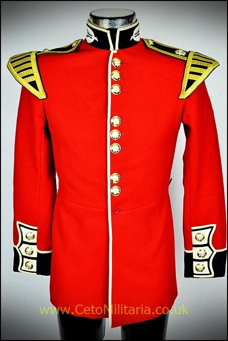 Scots Guards Bandsman Tunic (4