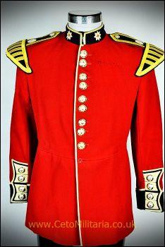 "Coldstream Guards Bandsman Tunic (36/37"")"