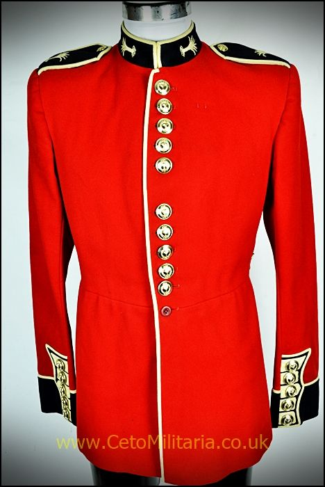 Welsh Guards Tunic (