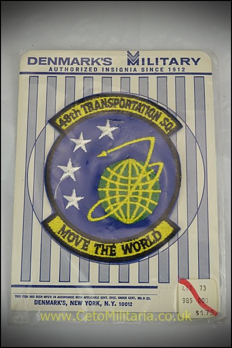 Patch USAF 48th Transportation Sqn