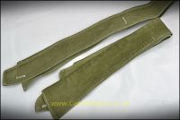 Shirt Collar, Green Army, 1950/60s