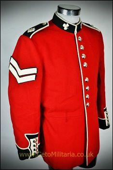 "Irish Guards Tunic L/Cpl (39/40"")"