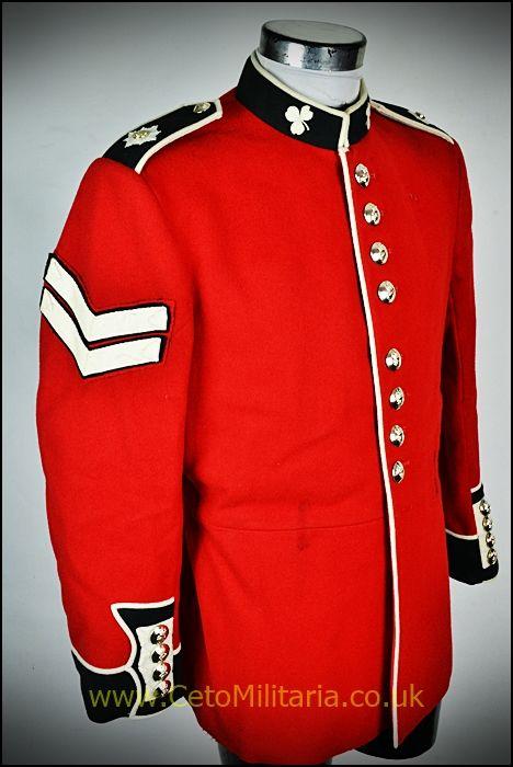 Irish Guards Tunic L/Cpl ()