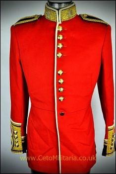 "Irish Guards Officer Tunic (39/40"")"