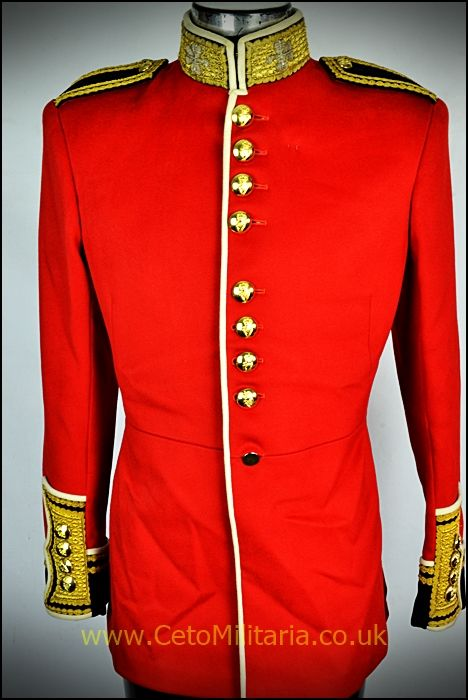Irish Guards Officer Tunic ()