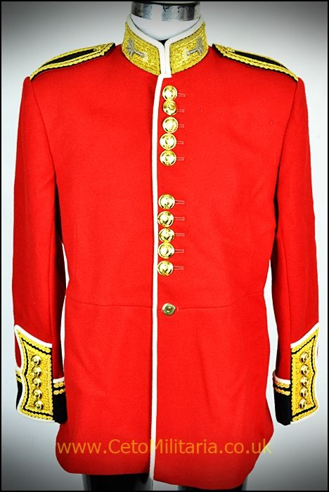 Welsh Guards Officer Tunic (39/40